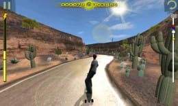 Downhill Xtreme:ポイント1