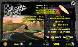 Downhill Xtreme:ポイント2