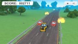 Transporters:働く車で対向車を避けながら疾走しよう!