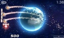 スター☆ダンク:宇宙空間のフリースローは一味違うぜ!