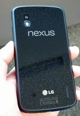 日本未発売の「Nexus 4」を紹介します