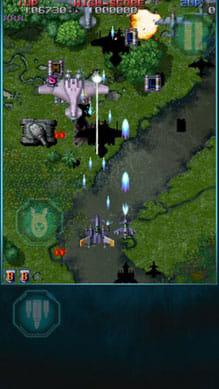 Raiden Legacy:ポイント3