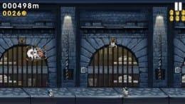 監獄脱出ヒーロー:クモの背中に…クマ!?