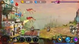 Dragon Warcraft:迫り来るモンスターから城を守り抜け!
