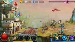 Dragon Warcraft:ポイント1