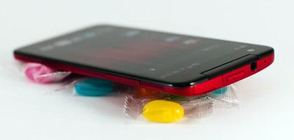 これはSFか!未来感にひとめ惚れする「HTC J butterfly HTL21」を触ってみた