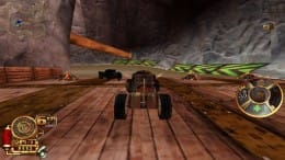 Steampunk Racing 3D:ポイント1