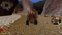 Steampunk Racing 3D:ポイント2