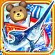 クマ、世界を釣る!