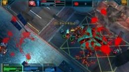 Global Outbreak:アクションパートは3Dでリアルだ。