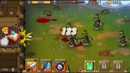 コロシアムディフェンス:魔法の大砲を駆使して敵を倒せ