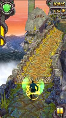 Temple Run 2:ポイント3