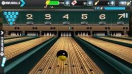 PBA® Bowling Challenge:得意な球種で狙えストライク!