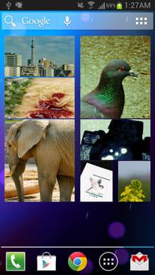 Pidget 【ホーム画面/アイコン編集アプリ】:アプリのイメージで写真を選択
