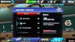 PBA® Bowling Challenge:ポイント4