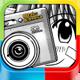 オタクカメラ - 写真を漫画風に!