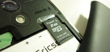 SDカードの容量不足を解消!Androidスマートフォンをメンテナンスしよう~第2弾~