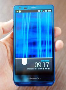 AQUOS PHONE ZETA SH-02E「IGZOディスプレイ」の省電性を検証!