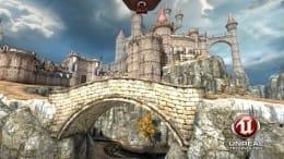Epic Citadel:超絶グラフィックの要塞を自由に散策!