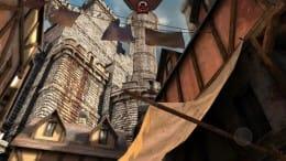 Epic Citadel:ポイント2