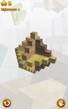 3D Puzzle Locked 2:シンプルに見えて内部は複雑!ゆっくり時間をかけて解体していこう。