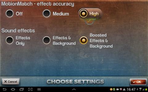 FxGuru: Movie FX Director:映像と音声の書き出し精度を設定できる