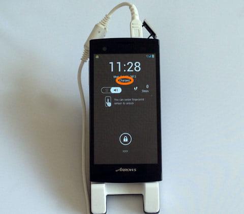 充電完了通知が出たらなるべく早くアダプターを外すようにしよう