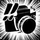 漫画コミックカメラ(無料で写真を漫画化)