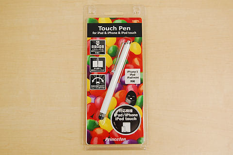 プリンストンテクノロジー タッチペン