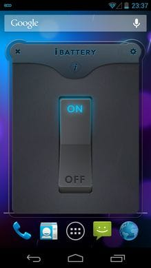最大6倍充電長持ち!電池節約!iBatteryアイバッテリー