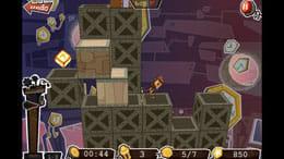 Robo5:ブロックを押したり、引いたり!本当にシステムは『キャサリン』と同じだ。