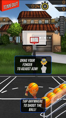 NBA: King of the Court 2:ポイント1