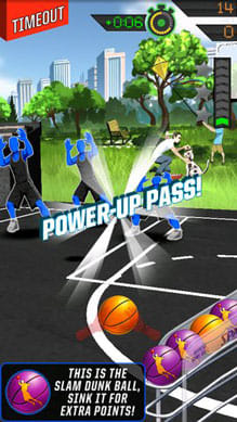 NBA: King of the Court 2:ポイント2