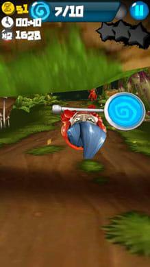 Catcha Catcha Aliens!:追いかけながらもトラップを避ける。このプレイ感はひと味違うぞ!