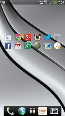 InstaDock App Organizer