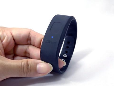 Bluetoothハンズフリー機能を利用して、着信を振動でお知らせ