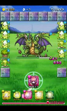 バウンドモンスターズ:モンスターを弾いて攻撃!