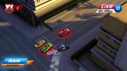Smash Cops Heat:パトカーを全速力でぶつけて車を吹っ飛ばせ!