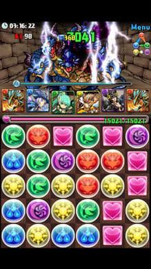 パズドラチャレンジ:ミニゲームは追加されていく予定!