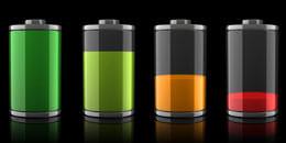 電池を長く使いたい!