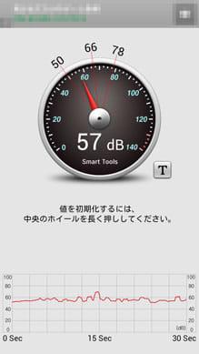騒音計 - Sound Meter