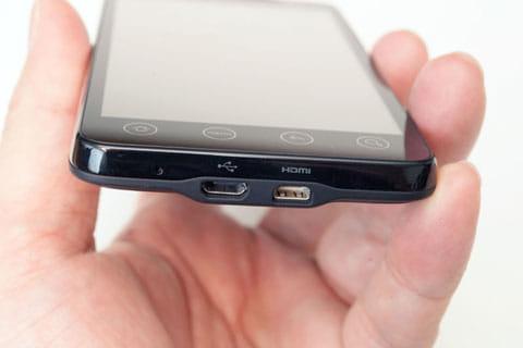 従来の端末はUSB端子のほかに、HDMI端子を搭載していることが多かった…