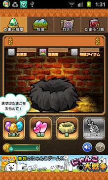 育成ゲーム たまごDEポン!:ポイント1