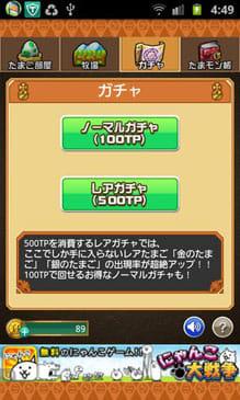 育成ゲーム たまごDEポン!:ポイント5