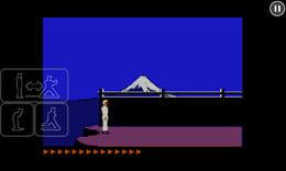 Karateka Classic:ポイント1