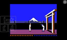Karateka Classic:ポイント3