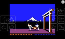 Karateka Classic:ポイント4