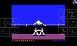 Karateka Classic:ポイント7
