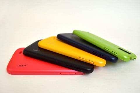 カラーバリエーションが豊富!好みの色を見つけよう