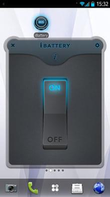 最大6倍充電長持ち iBattery (アイバッテリー)